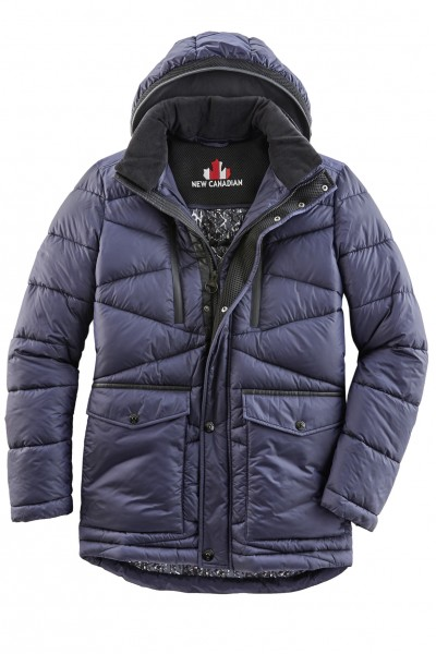 Light-Weight quilt jacket