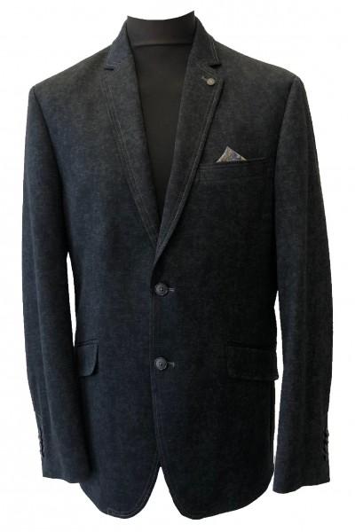 Blazer with Camouflage print, modern fit