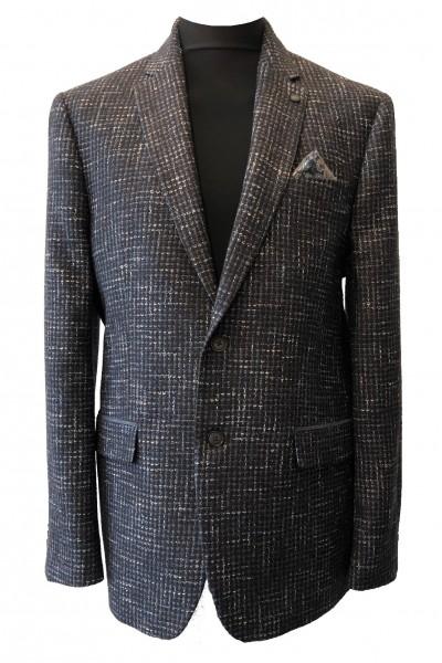 Wool blazer, regular fit