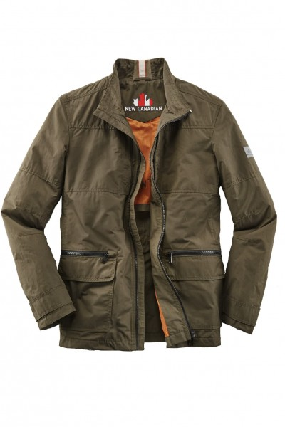 Hightech Cotton jacket